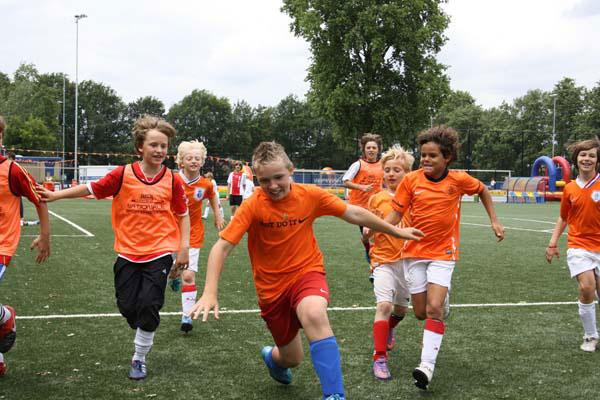 Voetbalkamp foto 1