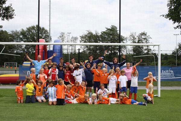 Voetbalkamp foto 2